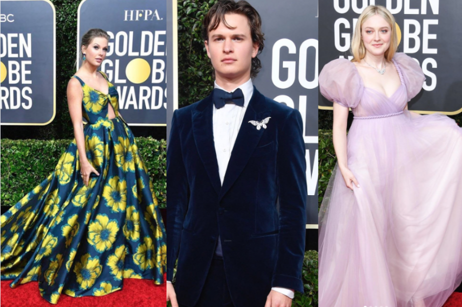 The Very Best Fashion Moments From The Golden Globes 2020