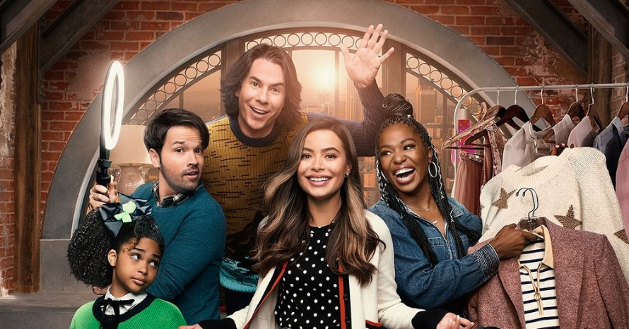 The Trailer For The iCarly Reboot Is Here - Kiss
